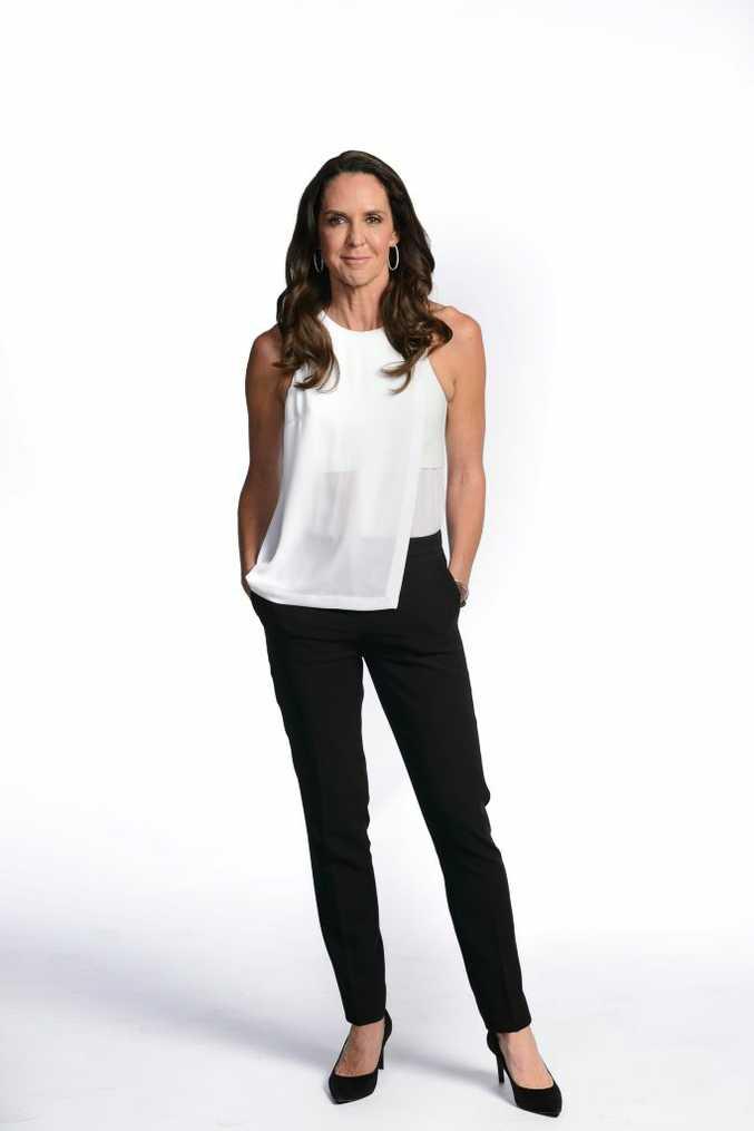 Boost Juice founder Janine Allis stars in the TV series Shark Tank.