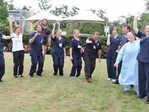 78 graduate nurses start work at district hospitals
