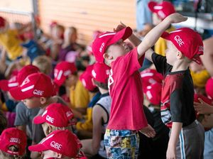 Become Sydney Swans mascot for challenge game