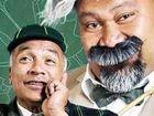 Laughing Samoans - Fink About it, Kalgoorlie, Western Australia