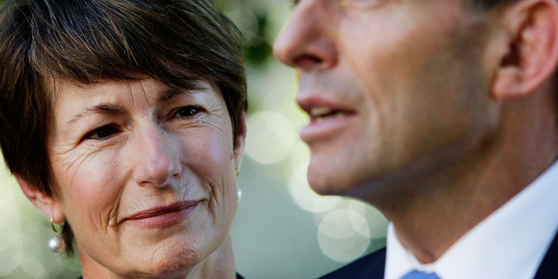 The likeable Margie Abbott sought to assure Australians her husband was not a misogynist.