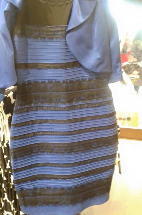 What colour is this dress? Vote in our poll.