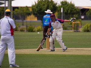 Cricket: Colts v Diggers