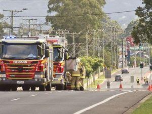 Gas leak triggers school lock down in Toowoomba
