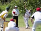 Sun Valley Oval, The Glen v Yaralla Cricket - Yaralla's Chris Bye Photo Paul Braven / The Observer
