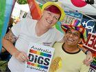 Coast shows its LGBTIQ Pride at Eumundi
