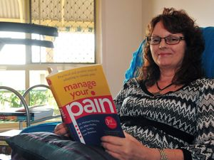 Support group for chronic pain sufferers