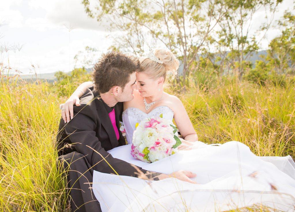 Aaron and Stephanie Turnbull.