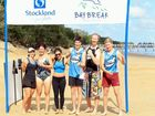 MORE than 330 people have signed up for this weekend's Bay Break and organisers are hopeful that number will soon reach at least 500.