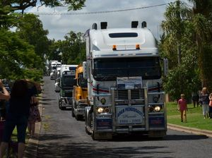 Record number of trucks for this year's convoy