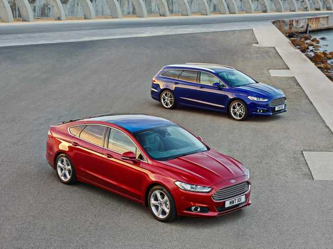 The 2015 Ford Mondeo hatch and wagon will start from $32,790 plus on-roads when it arrives in May.