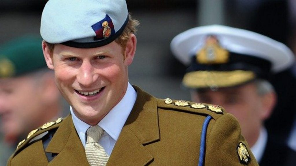 Prince Harry is set to leave the armed forces this year, will move to Australia before his active military duties end. Photo Contributed