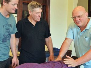Brandon brings touch of expertise to Gympie