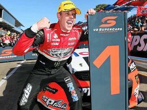 Holden Court after Clipsal victory