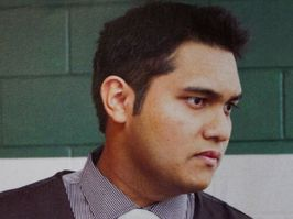 Shalvin Prasad, who was burned to death by Shivnell Kumar, 20 and Bryne Permal, 22.