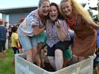 Stomping success gets juice flowing at Grape Stomp 2015