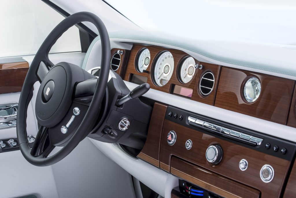 The Rolls-Royce Serenity.