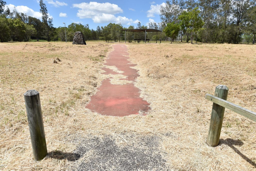Power Park at the site of the old Howard power station on the Burrum River.