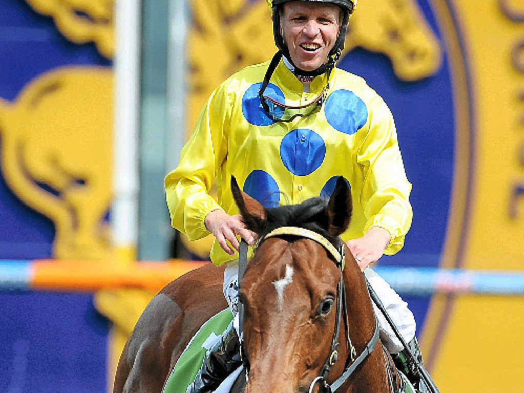 TOP CHANCE: The Gerald Ryan-trained Rubick.