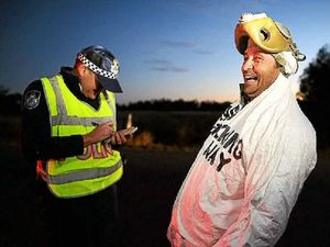 Pig hunter-turned-activist campaigns against CSG