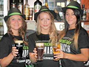 Celebrate the Irish way