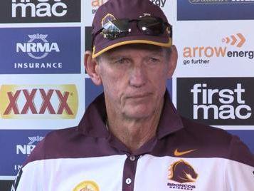 Wayne Bennett has said he might coach against Australia if asked.