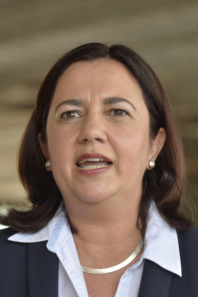 A spokesman for the Premier said Labour Day had been that way for 100 years and the Queensland Government has committed to bringing the holiday back to May.