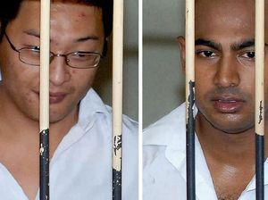 Bali Nine duo facing execution within days