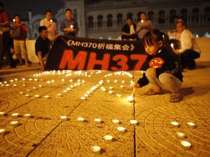 One year since MH370: the mystery and the grief