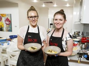 Jane and Emma nail MKR redemption