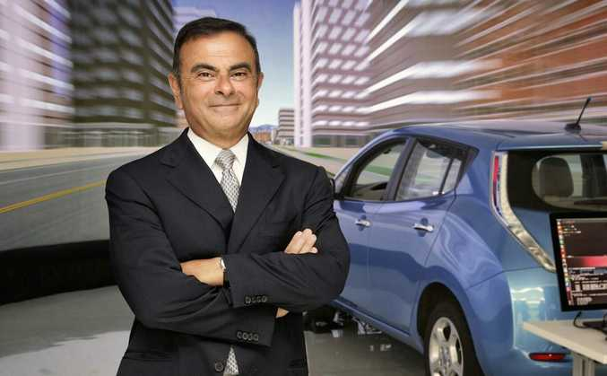 Renault Nissan Alliance chairman and CEO Carlos Ghosn says autonomous driving will transform our cars and make them safer.