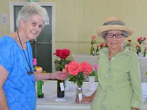 Green thumbs hope annual garden show will come up roses