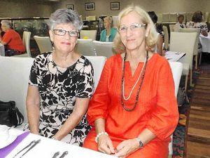 Independent Schools Queensland speaker at Zonta breakfast
