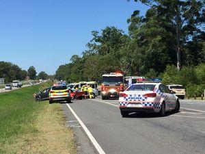 Elderly woman dead, two injured in Palmview head-on crash