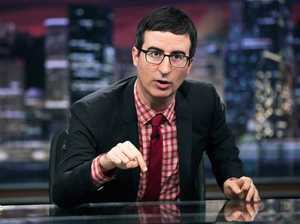 John Oliver slams same sex marriage debate