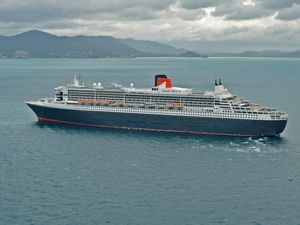 Queen Mary 2 to visit Airlie Beach
