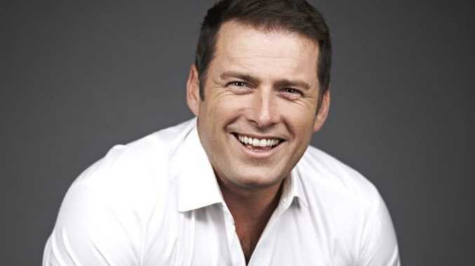 Today show co-host Karl Stefanovic.