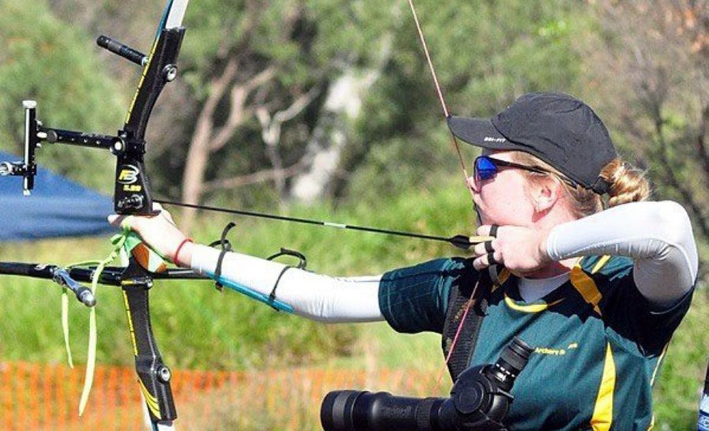 Toowoomba archer out to push her world championship claims