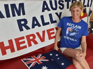 Anti-Islam rally not racist, organiser says