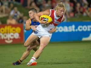 Swans and Roos to meet at the Stadium