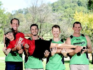 Samson Challenge champs prepare for gruelling duelling