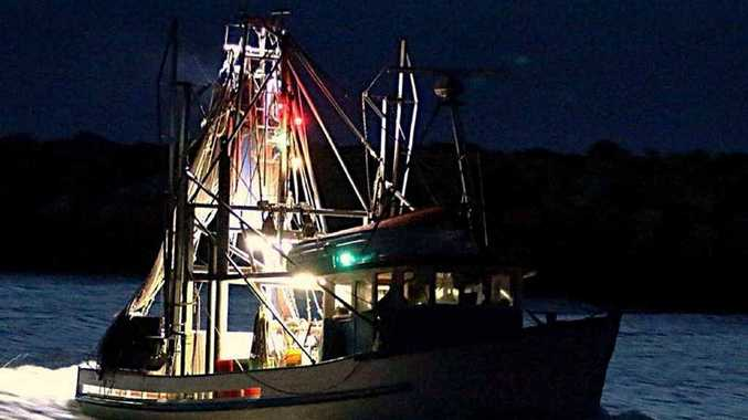 The Coombell Star had been one of only two full-time trawlers left at Evans Head.