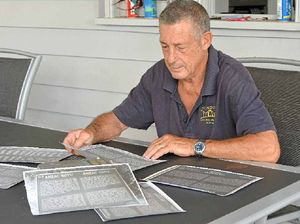 Vietnam War veterans attend a mission on Gallipoli