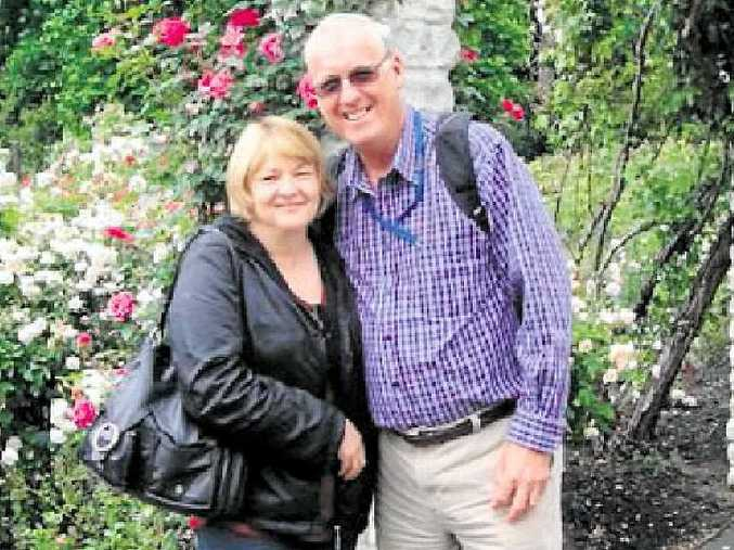 REMEMBERED: Rodney and Mary Burrows were lost when Malaysian Airlines Flight MH370 disappeared.