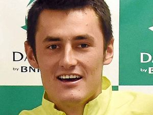 Tomic is now the go-to man for Aussies in Cup