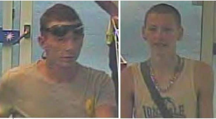 Police are looking for two men believed to be involved in an incident at a Maroochydore car park.