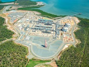 Santos GLNG project is progressing well