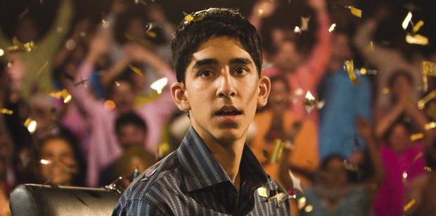 Dev Patel in Slumdog Millionaire.