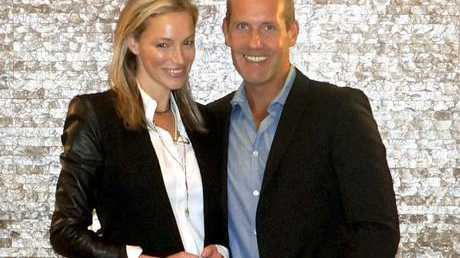 BeautifulPeople.com founders Greg and Genevieve Hodge, aged 39 and 40
