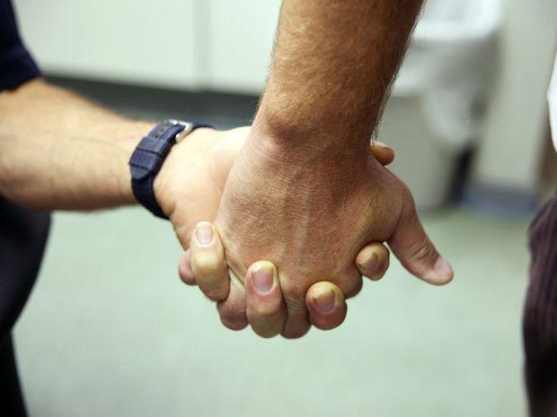 Gay marriage. 17 November 2014 Photo Gemima Harvey/ Coffs Coast Advocate